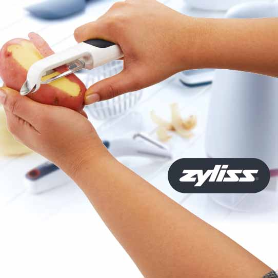 zyliss-smooth-glide-swive-peeler-new