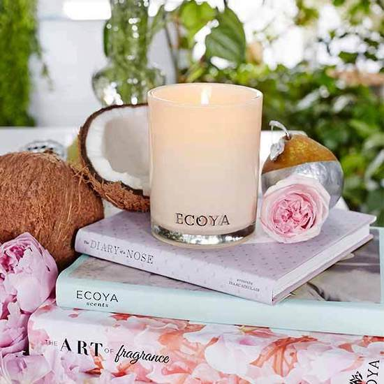 Ecoya Sweet Pea & Jasmine - Madison Jar