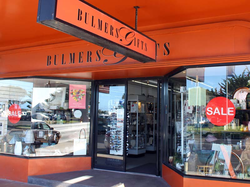 Bulmers Lakes Entrance Shopfront