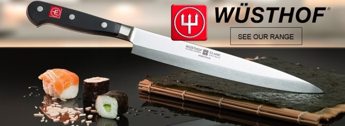 Wusthof Classic Knives