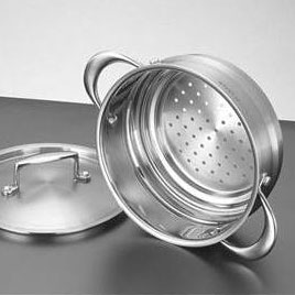 scanpan-satin-universal-steamer-268