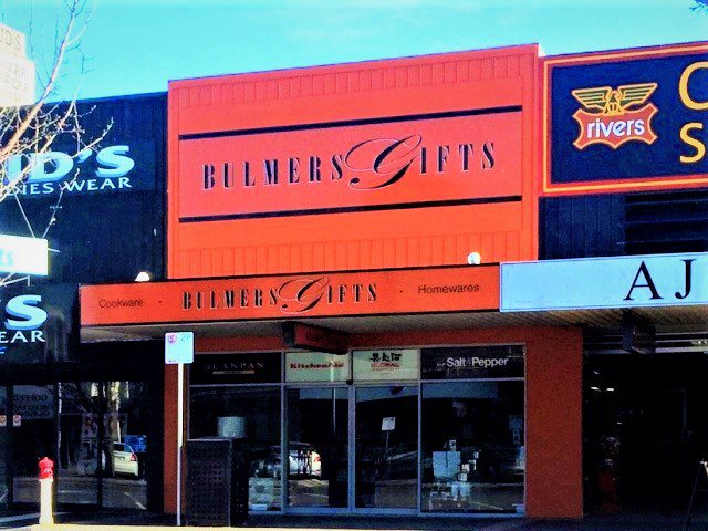 Bulmers Gifts Sale Shop Front 3